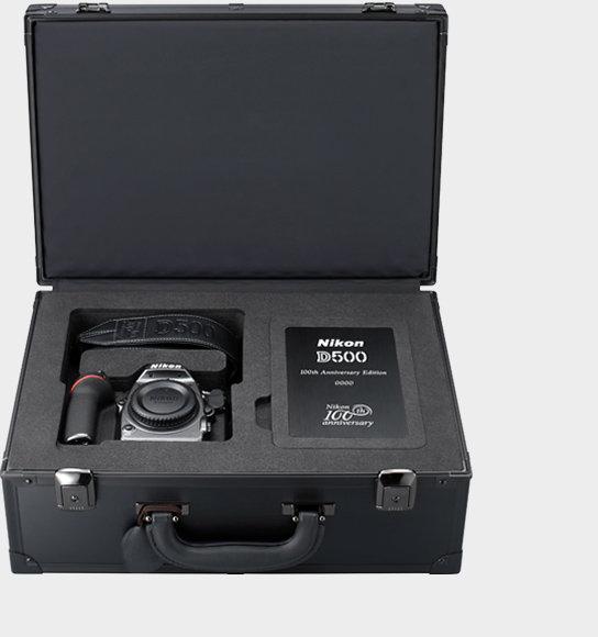 Nikon 100th Jubiläums D500