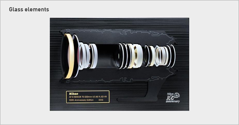 Nikon 100th Jubiläums Nikkor 70-200mm 2.8