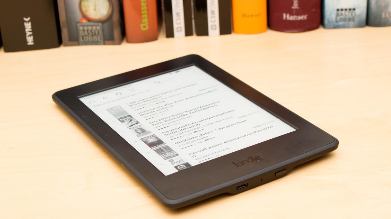 Amazon Kindle: Firmware 5.8.9 bringt zahlreiche Verbesserungen