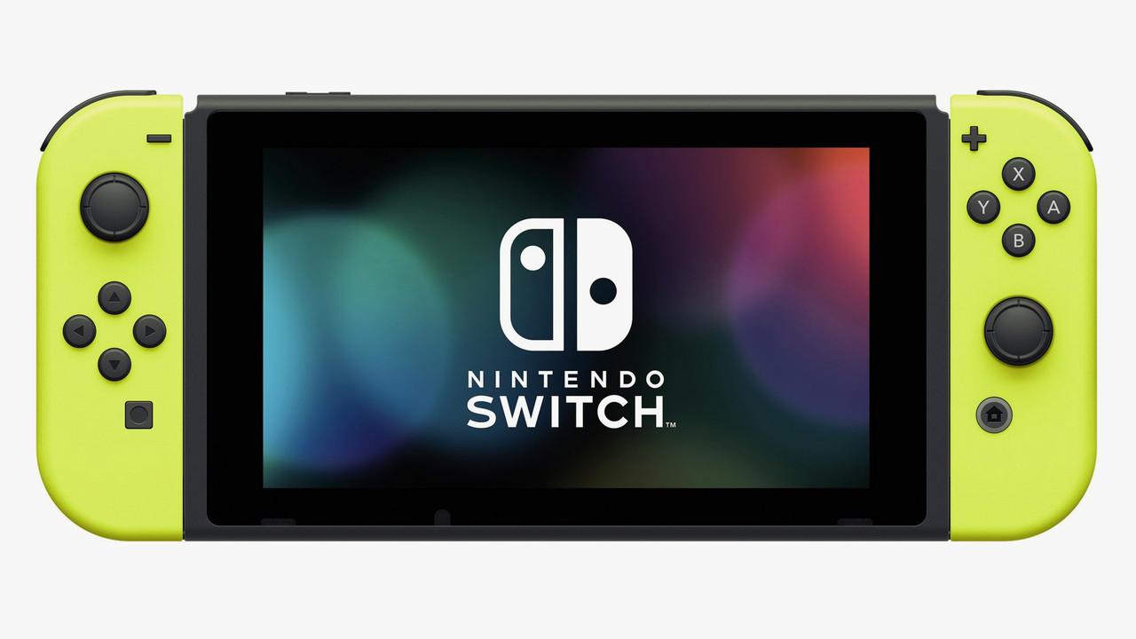 Nintendo Switch: Gelbe Joy-Con ab 16.Juni zusammen mit Arms