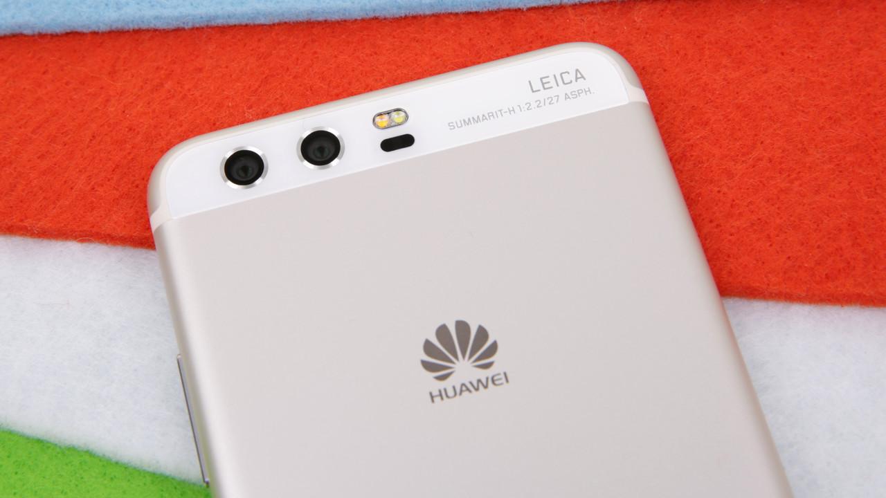 Huawei: 100 Euro Cashback auf Mate 9 und P10 (Plus)