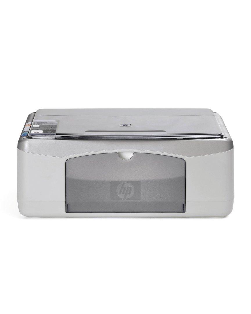 Hewlett-Packard PSC 1215 Front