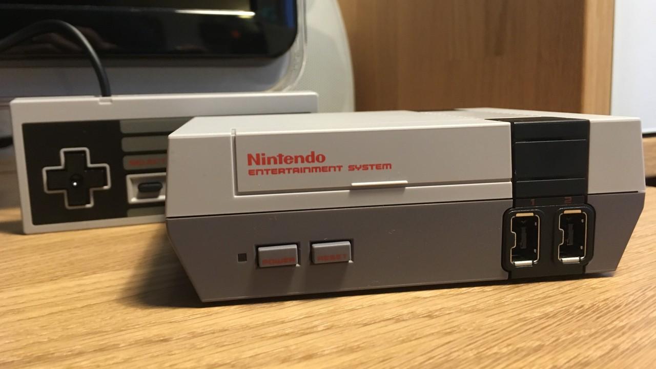 Nintendo Classic Mini: Produktion trotz hoher Nachfrage eingestellt