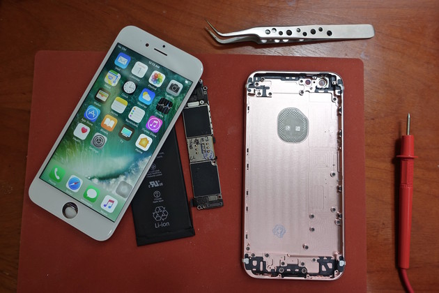 iPhone 6s für 300 US-Dollar im Eigenbau