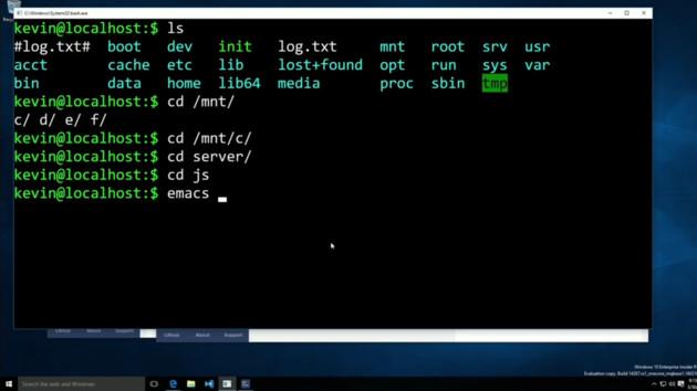 Windows 10: Windows Subsystem nach Creators Update aktualisieren