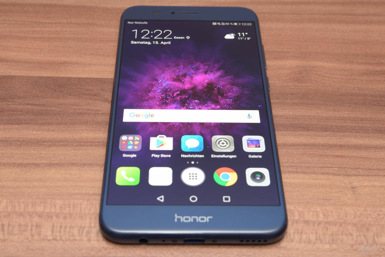 Das Honor 8 Pro ist ein gutes Smartphone geworden