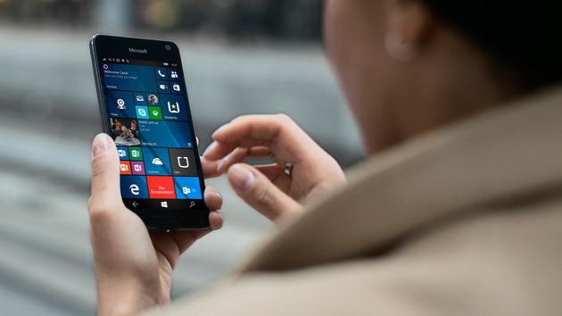 Microsoft: Nur 13 Smartphones erhalten Windows 10 Creators Update