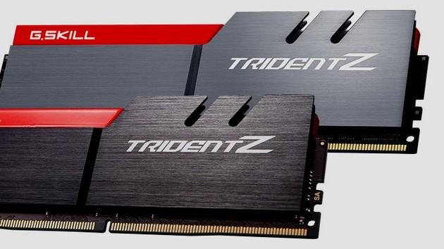 Trident-Z-DDR4-4.333: Schneller Desktop-RAM von G.Skill steht vor Marktstart