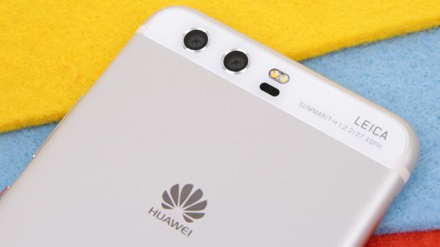 Huawei P10: Smartphone ab Mai auch in Grün erhältlich