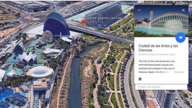 Google Earth: Virtueller Globus komplett überarbeitet