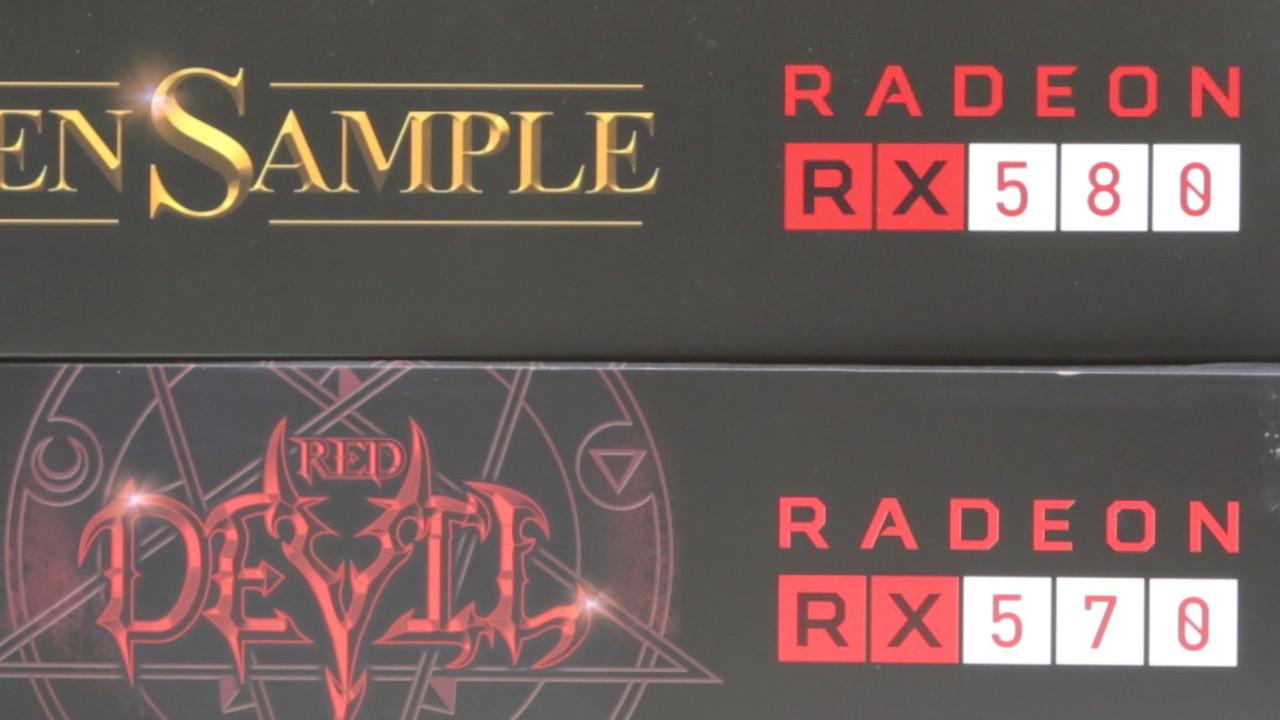 Crimson ReLive Edition 17.4.3: Offizieller Treiber für RX580 und RX570