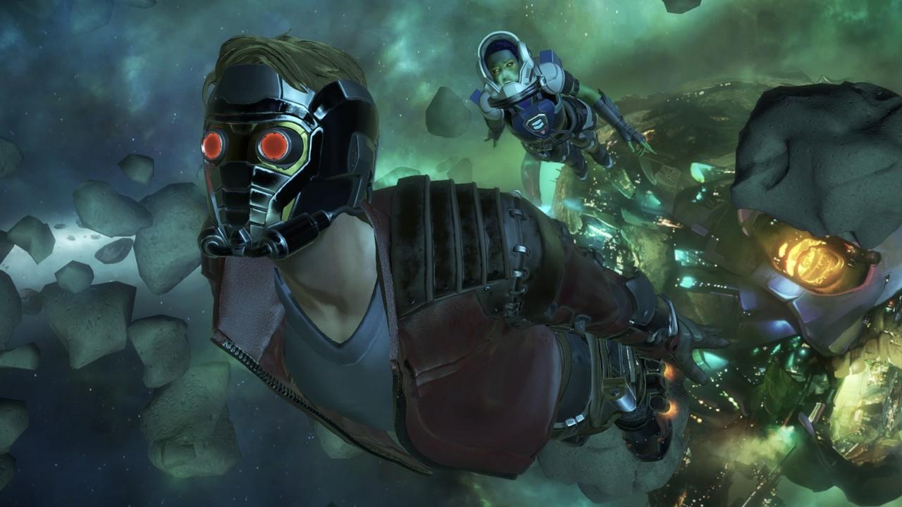 Guardians of the Galaxy im Test: Telltale bereitet den Superhelden ein Problem
