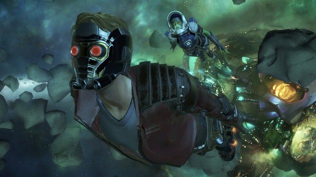 Guardians of the Galaxy im Test: Telltale bereitet den Superhelden ein Problem