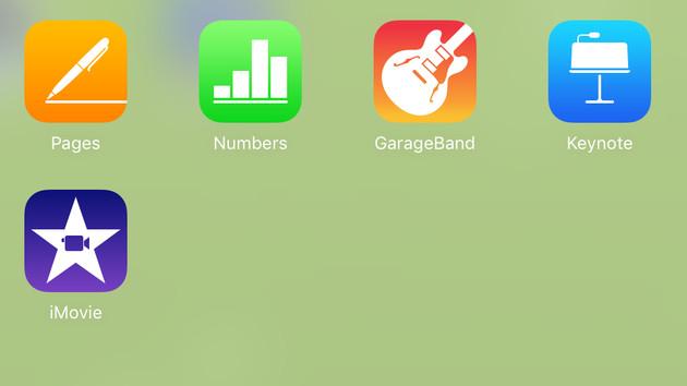 Apple iWork und iLife: Für macOS und iOS ab sofort immer kostenlos