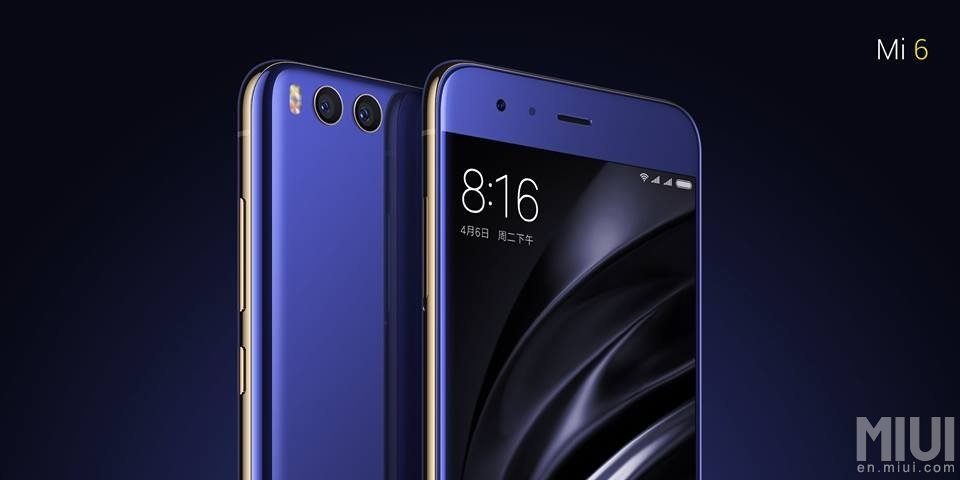 Xiaomi Mi 6