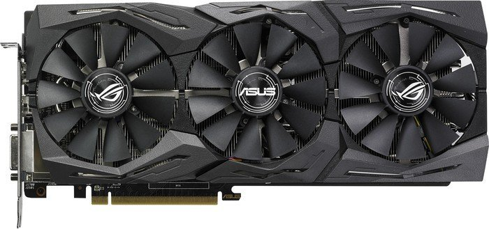 Asus ROG Strix Radeon RX 580 (OC/TOP)