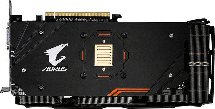 Gigabyte Aorus Radeon RX 580 XTR 8G