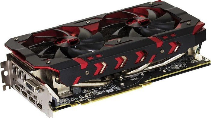 PowerColor Radeon RX 580 Red Devil (Golden Sample)