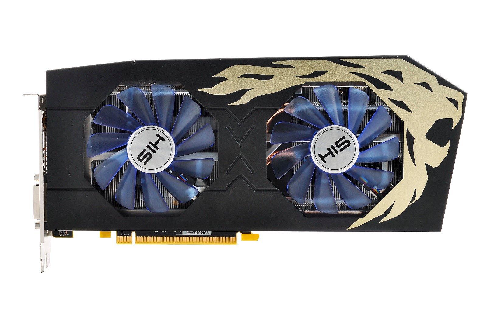 HIS Radeon RX 580 XTR IceQ X² Roaring Turbo