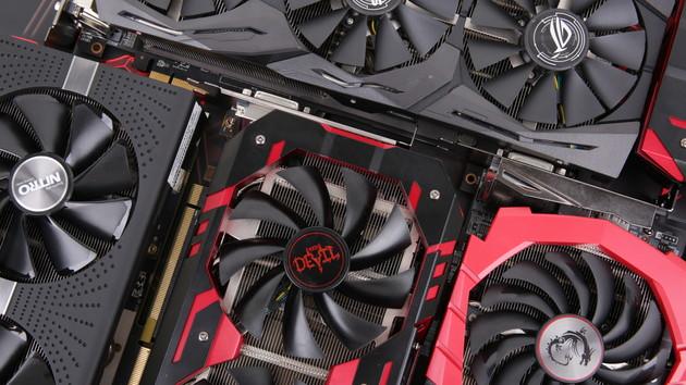 AMD Radeon: RX 480, 470 und 460 per BIOS auf 580, 570 und 560 updaten