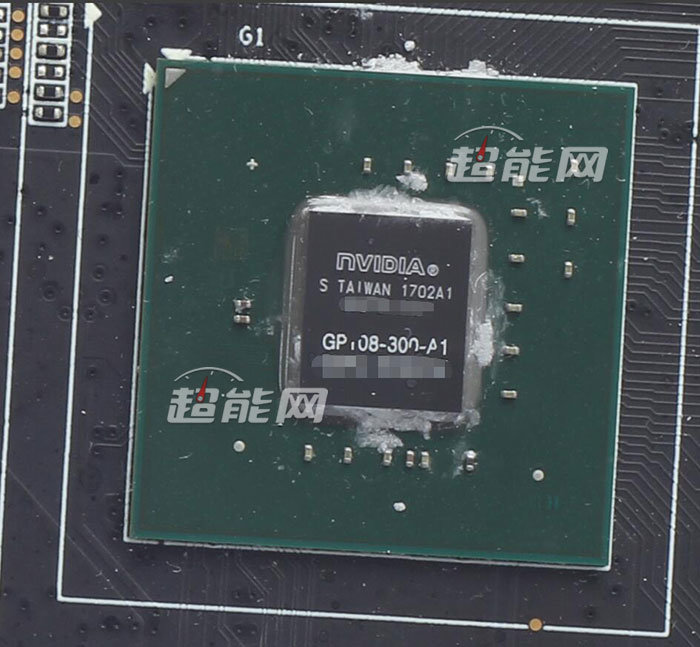 GP108 für Nvidia GeForce GT 1030