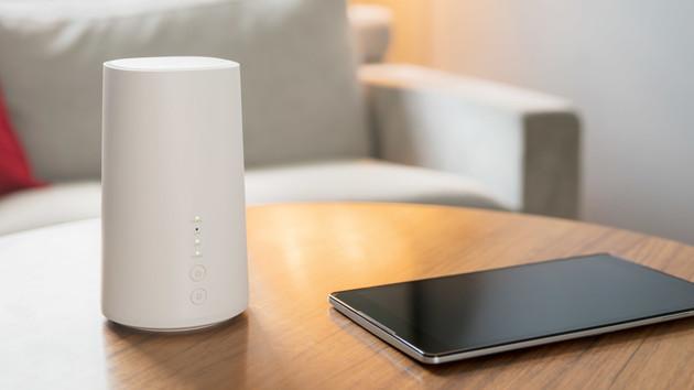 Festnetz-Alternative: Vodafone GigaCube bietet flexibles LTE mit 50 Gigabyte