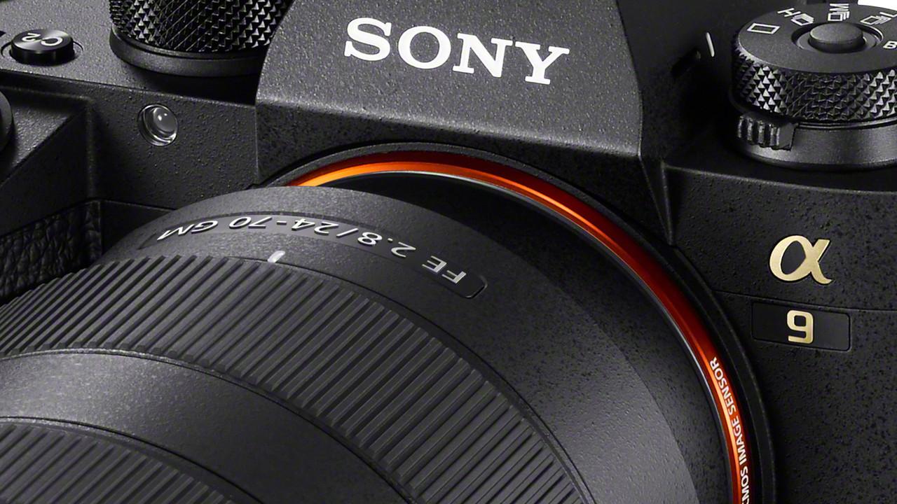 Sony Alpha 9: DSLM-Flaggschiff mit 700 Fokuspunkten für 5.300 Euro