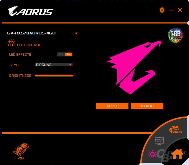 Gigabyte Aorus Graphics Engine - Download - ComputerBase