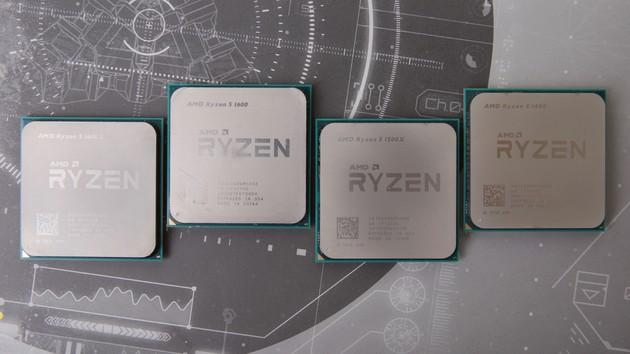 AMD Chipsatztreiber: Version 17.10 mit neuem Energiesparplan für Ryzen