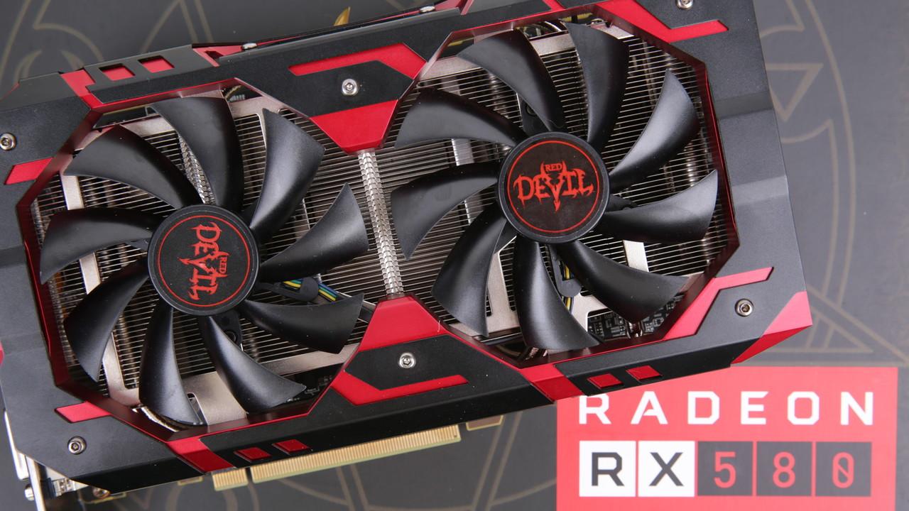 Wochenrückblick: AMD Polaris 20 auf RX 580 und Samsung Galaxy S8