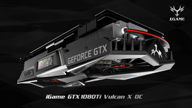 Colorful iGame GTX 1080 Ti Vulcan X OC