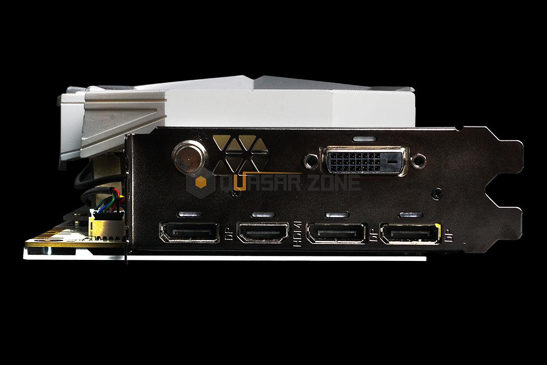 Galax GTX 1080 Ti HOF (Hall of Fame)