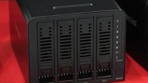 Thecus N4350: Günstiges 4-Bay-NAS mit 1 GB RAM erhält neues SoC