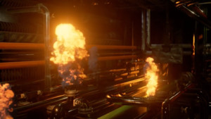 Nvidia: GameWorks-Effekt Flow mit DirectX 12 im Video