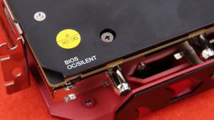 RX 580/570 mit Quiet-BIOS: Asus, PowerColor und Sapphire können auch leiser