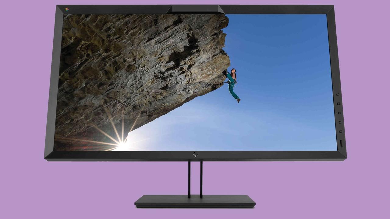 DreamColor Z31x: 4K-Cinema-Monitor mit größtem Farbspektrum von HP