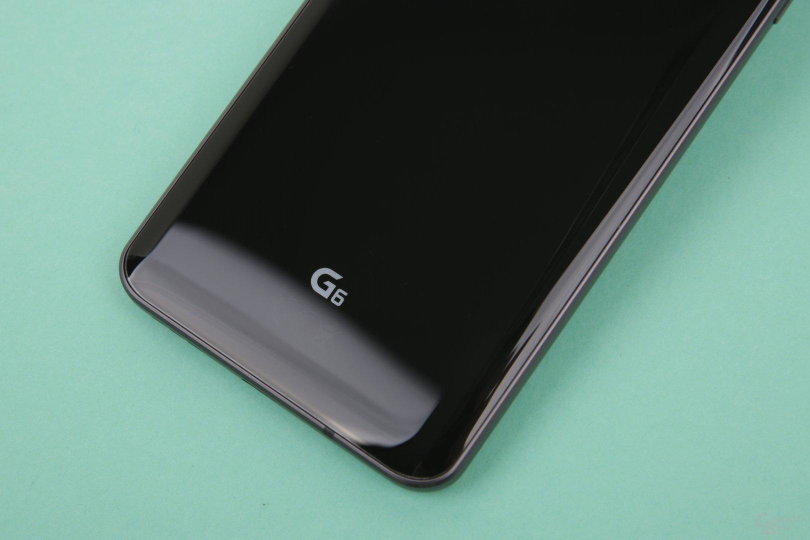 Dezentes Marketing mit kleinem G6-Logo