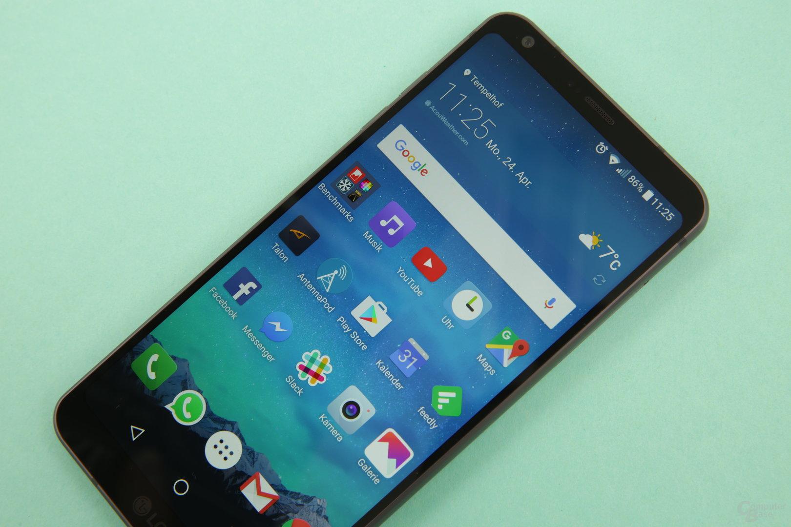 Mit dem G6 beweist LG, dass das Unternehmen doch gute Smartphones bauen kann