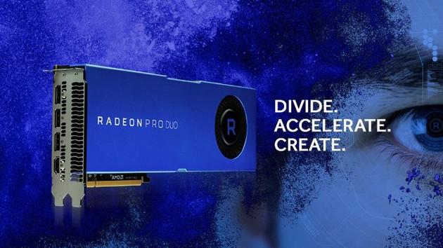 Radeon Pro Duo 2.0: Dual-Polaris und 32 GB GDDR5 für 1.000 US-Dollar