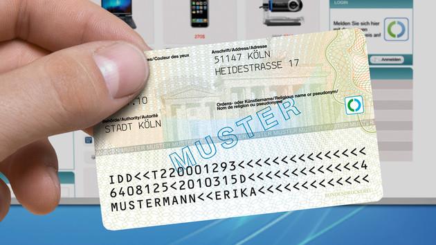 Personalausweis: Von Haus aus aktivierte Online-Funktion ist umstritten