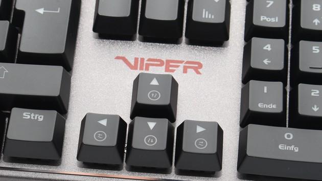 Patriot Viper V760 im Test: Tastatur-Premiere mit RGB-Beleuchtung und Magneten