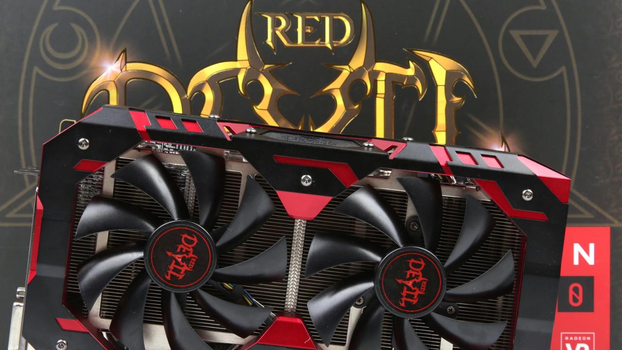 PowerColor RX 580: Ein neues BIOS für (etwas) weniger Lautstärke