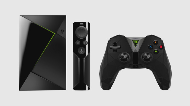 Nvidia Shield TV: UHD-Streaming von Google Play und per Cast