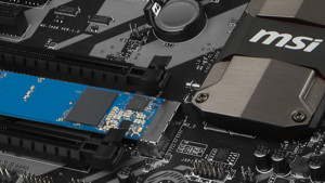 Aktion: MSI bündelt Mainboards mit Optane Memory