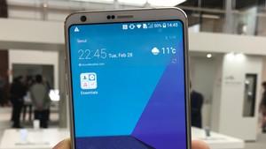 Angebot: LG G6 für 589 Euro bei Amazon Italien