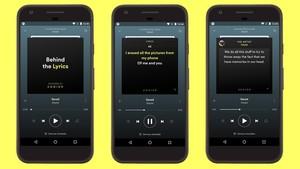 Behind the Lyrics: Erklärungen zu Songtexten in Spotify auf Android