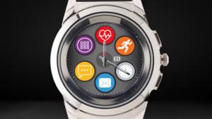Ze Time: Hybrides Smartwatch-Konzept mit Zeigern und Display