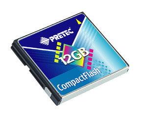 Pretec 12 GB CF-Karte
