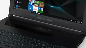 Acer Predator Triton & Helios: Neue Gaming-Notebooks sind schnell, flach oder günstig