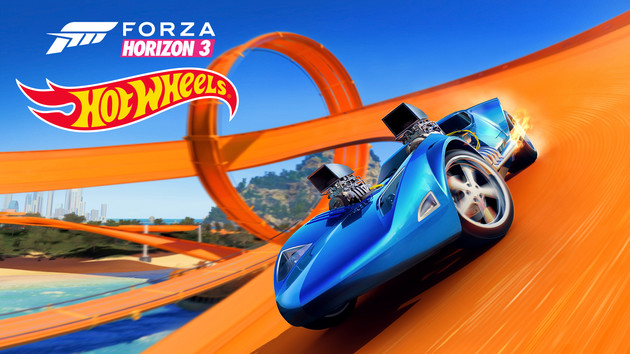 Forza Horizon 3 Erweiterung mit Hot Wheels Stunts und Kampagne